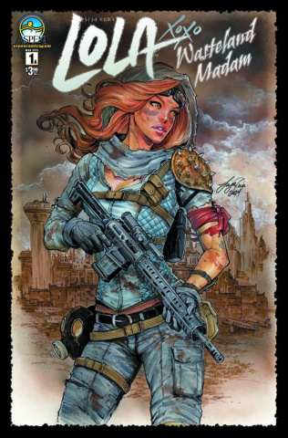 Lola XOXO: Wasteland Madam #1 (Cover A)