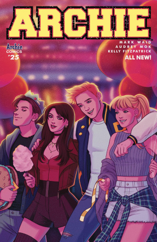 Archie #25 (Bartel Cover)