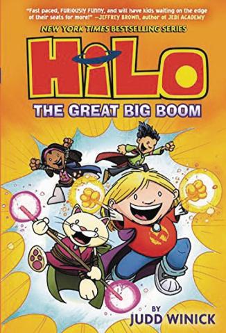 HiLo Vol. 3: The Great Big Boom