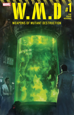 Weapons of Mutant Destruction #1