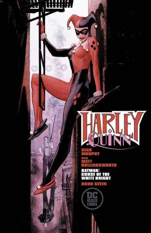 Batman: Curse of the White Knight #7 (Sean Murphy Cover)
