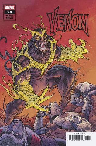 Venom #20 (Codex Cover)
