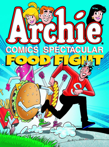 Archie Comics Spectacular: Food Fight
