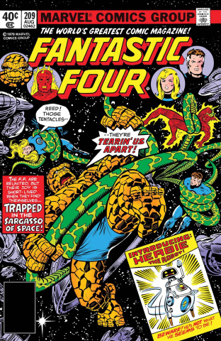 Fantastic Four: The Coming of Herbie #1 (True Believers)