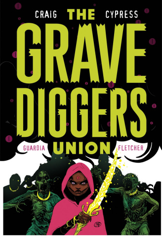 The Gravediggers Union #7 (Craig Cover)