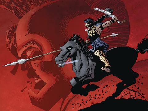 Xerxes: Fall of the House of Darius #5