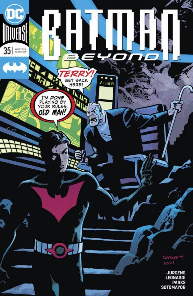 Batman Beyond #35