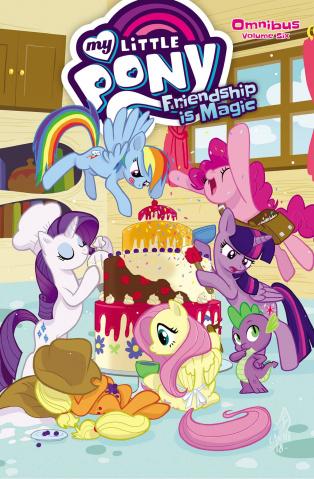 My Little Pony Vol. 6 (Omnibus)
