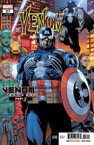 Venom #27 (Gedeon 2nd Printing)