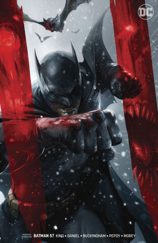 Batman #57 (Variant Cover)