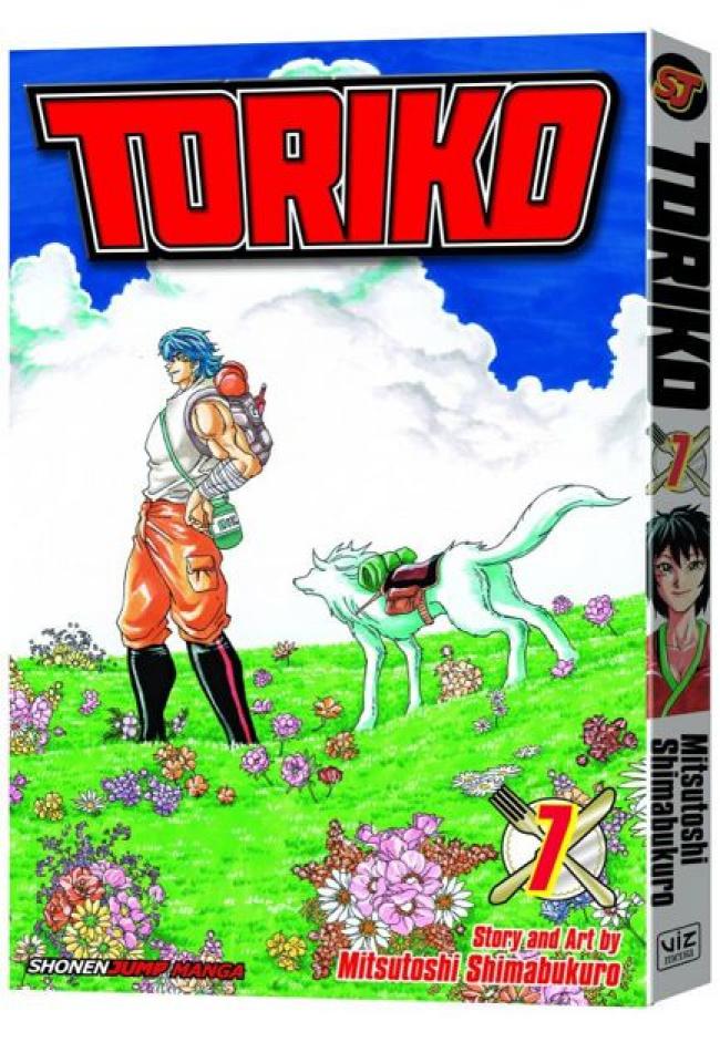 Toriko Vol. 7