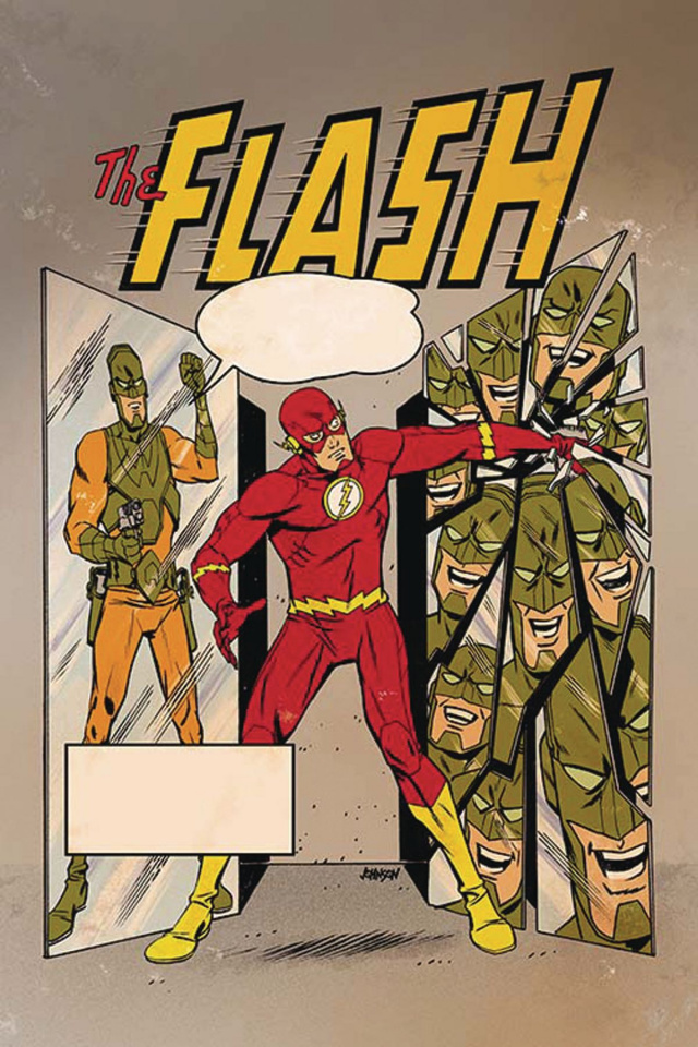 The Flash #15 (Variant Cover)