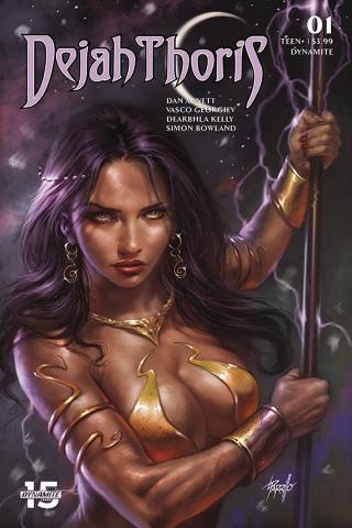 Dejah Thoris #1 (Parrillo Cover)