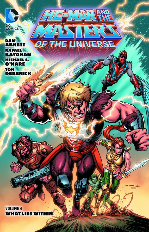 He-Man and the Masters of the Universe Vol. 4