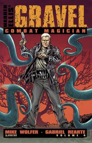 Gravel: Combat Magician Vol. 4
