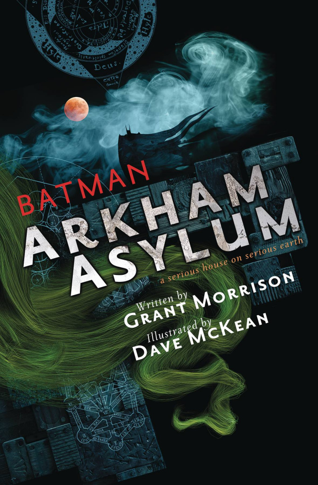 Batman: Arkham Asylum (New Edition)