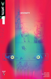 Divinity #1 (10 Copy Hairsine Cover)