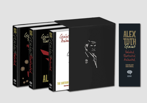Genius Collected: Alex Toth Slipcase Set