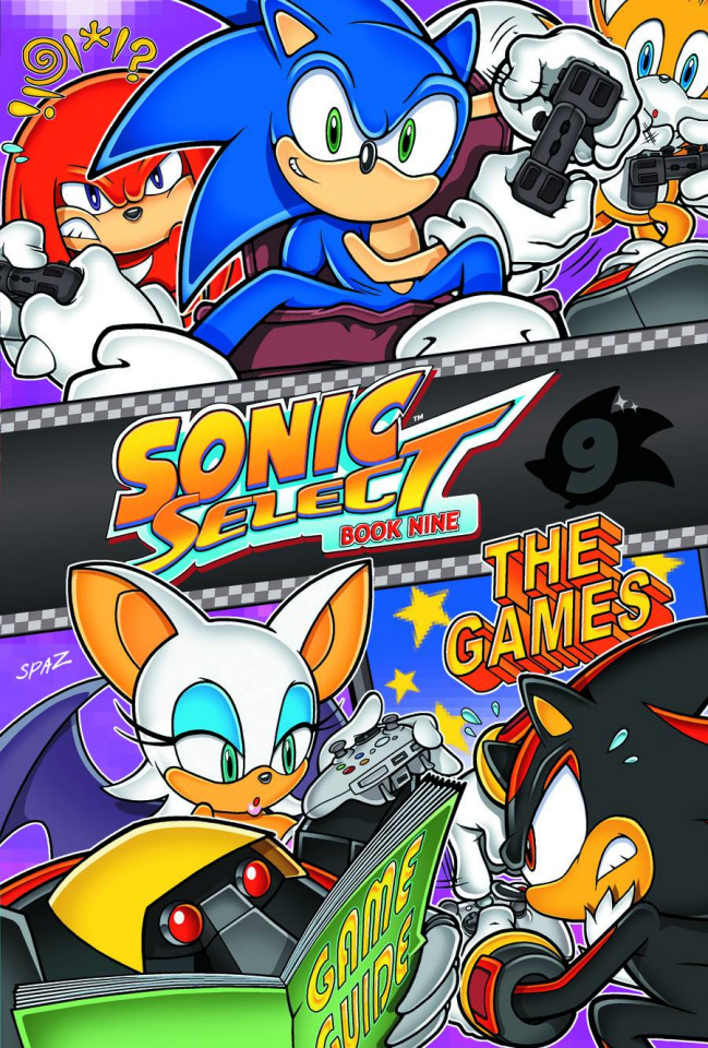 Sonic Select Vol. 9: The Games