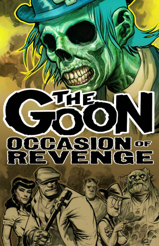 The Goon: An Occasion of Revenge #2