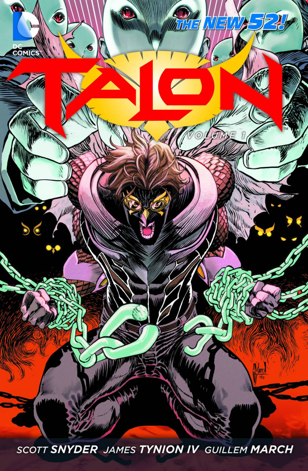 Talon Vol. 1: Scourge of the Owls