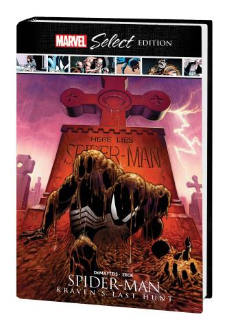 Spider-Man: Kraven's Last Hunt (Marvel Select Edition)