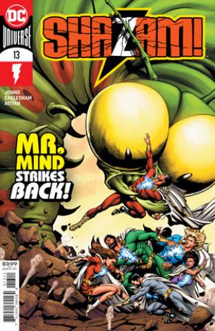 Shazam! #13 (Dale Eaglesham Cover)