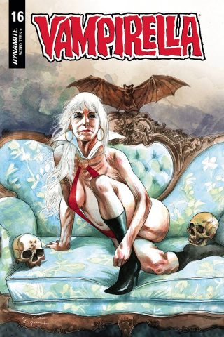 Vampirella #16 (20 Copy Gunduz Color Cover)