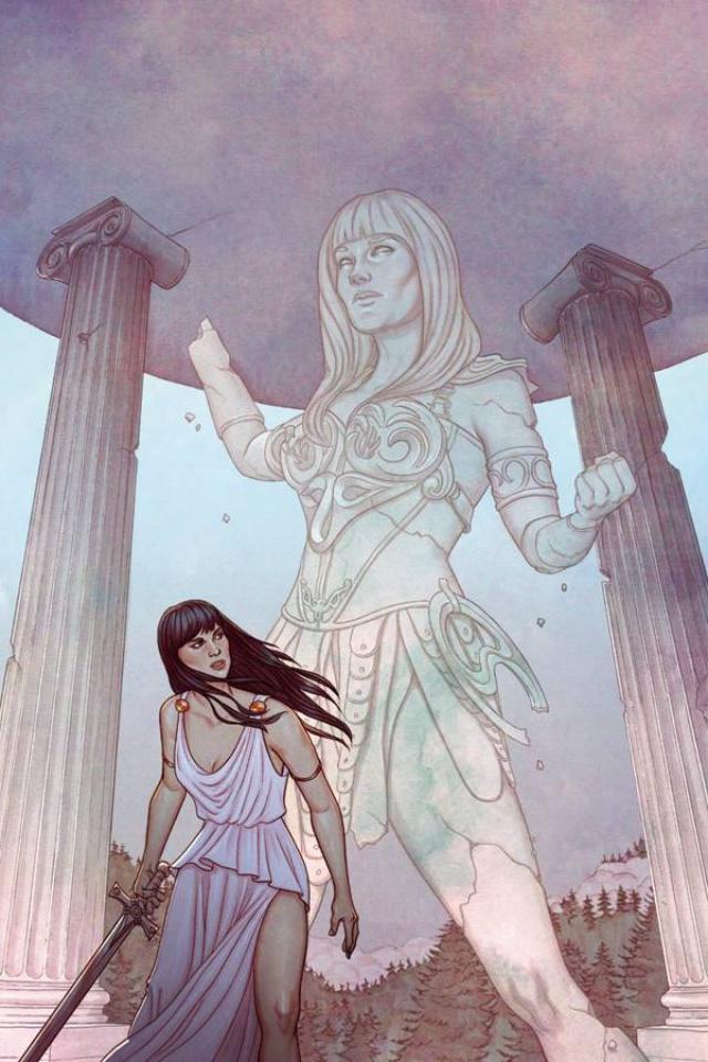 Xena: Warrior Princess #3 (10 Copy Frison Virgin Cover)