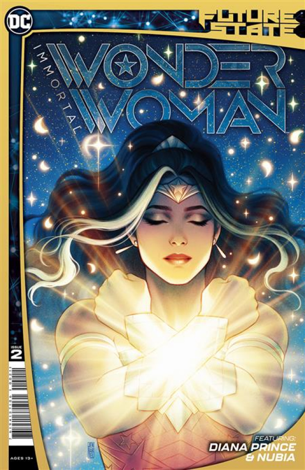 Future State: Immortal Wonder Woman #2 (Jen Bartel Cover)