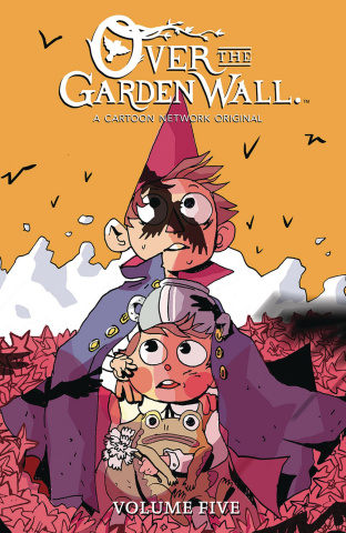 Over the Garden Wall Vol. 5