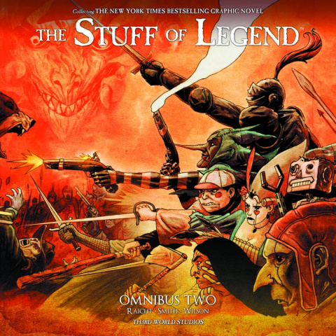 The Stuff of Legend Omnibus Vol. 2