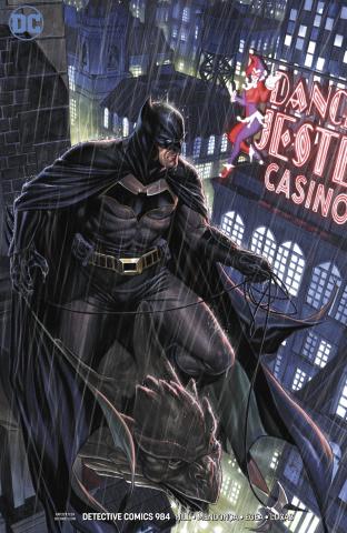 Detective Comics #984 (Variant Cover)