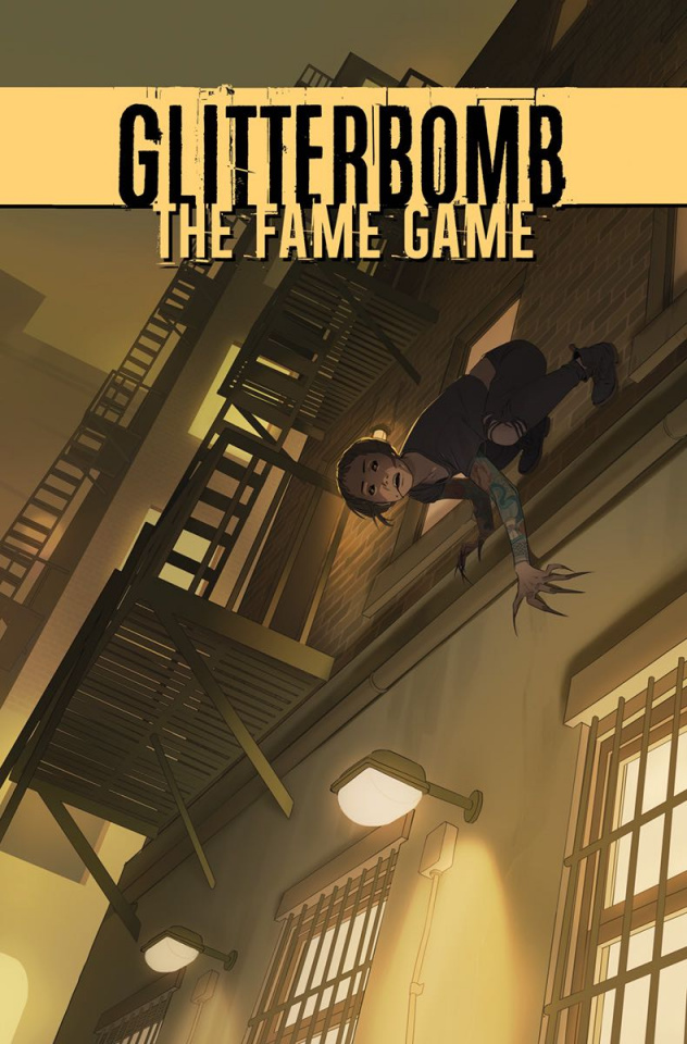 Glitterbomb: The Fame Game #3 (Ng Cover)