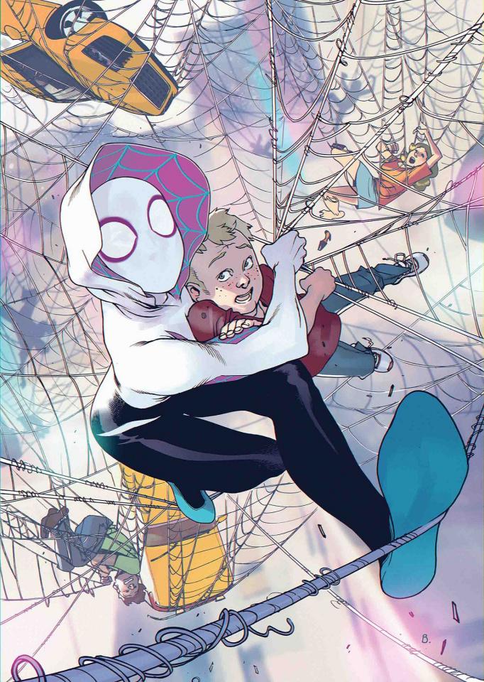 Spider-Gwen: Ghost Spider #7
