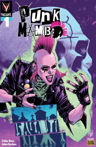 Punk Mambo #1 (#1-5 Pre-Order Bundle)