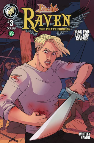 Princeless: Raven, The Pirate Princess - Year 2 #3: Love and Revenge
