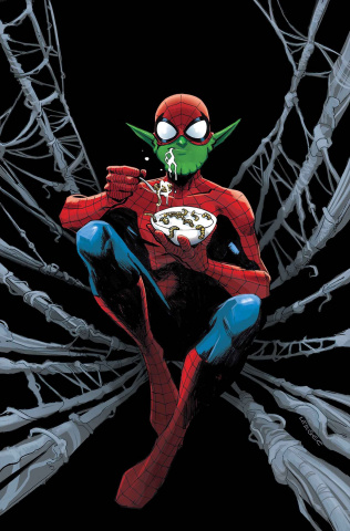 The Amazing Spider-Man #15 (Garbett Skrulls Cover)