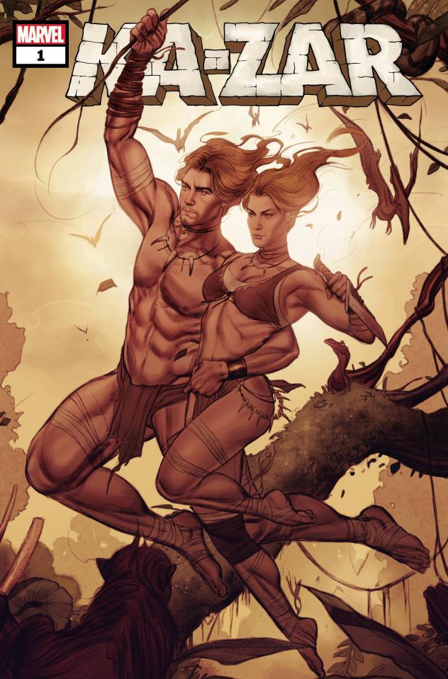 Ka-Zar: Marvel Tales #1