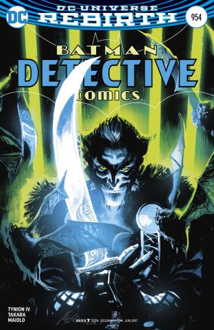 Detective Comics #954 (Variant Cover)