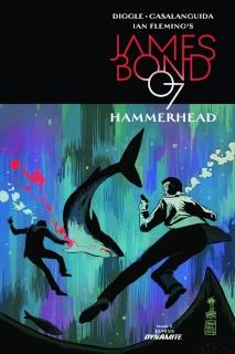 James Bond: Hammerhead #2