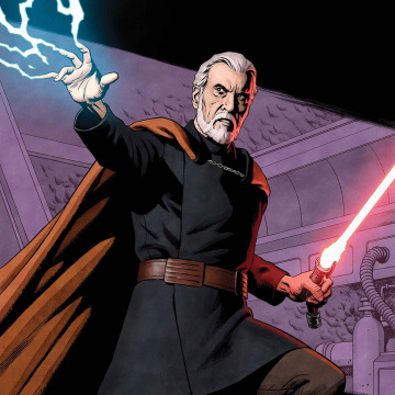 Star Wars: Age of Republic - Count Dooku #1