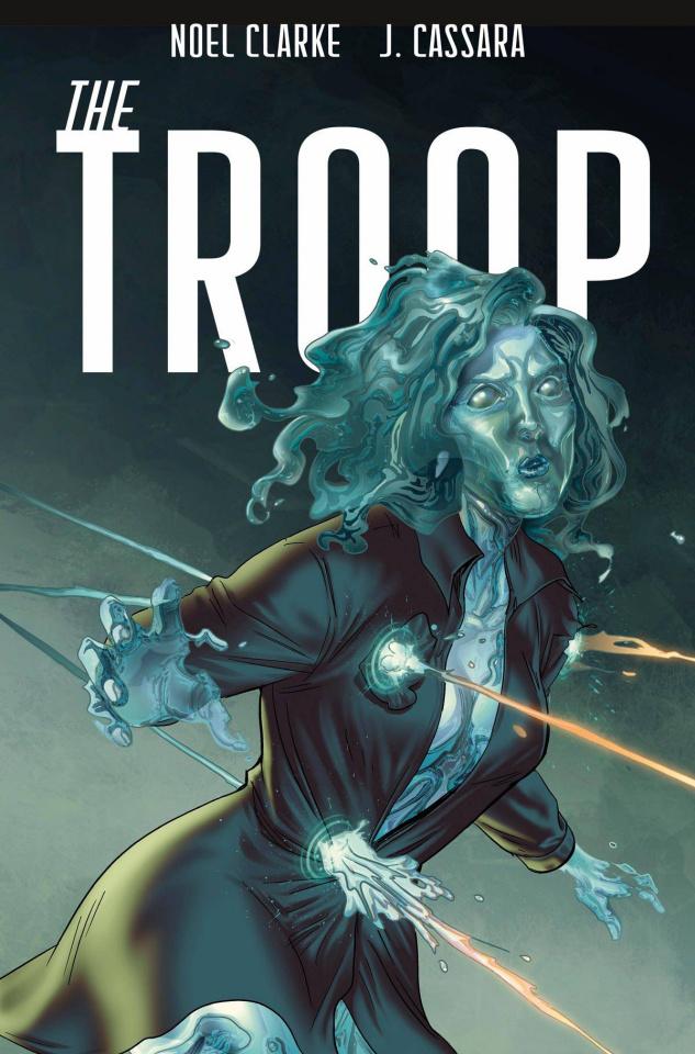 The Troop #2 (Subscription Yishan Li Cover)