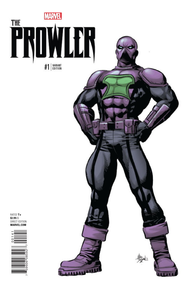 The Prowler #1 (Deodato Teaser Cover)