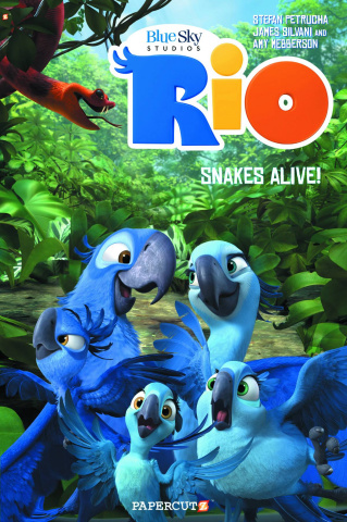 Rio Vol. 1: Snakes Alive!