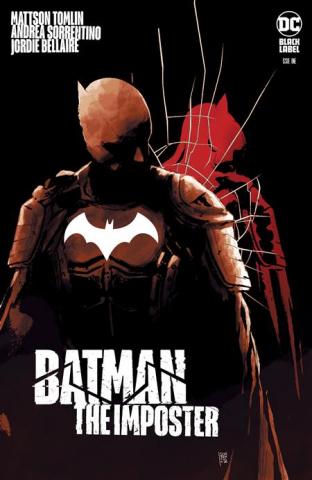 Batman: The Imposter #1 (Andrea Sorrentino Cover)