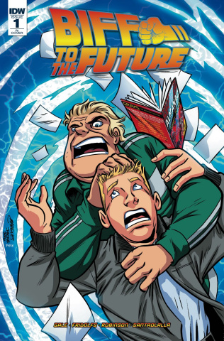 Back to the Future: Biff to the Future #1 (10 Copy Cover)