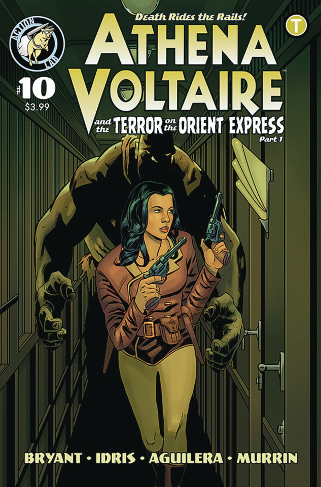 Athena Voltaire #10 (Bryant Cover)
