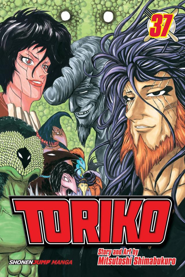 Toriko Vol. 37