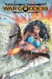 War Goddess #12 (Sultry Cover)